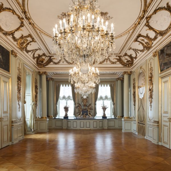 The Banqueting Hall at Christian VII's Palace