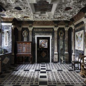 Rosenborg Slot, Marmorgemakket.