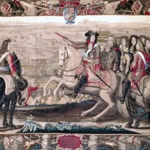 Den dansk-svenske broderfejde. Konflikt og propaganda. Omvisning på Rosenborg Slot.