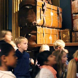 Identitet, slægt og fortælling, undervisningsforløb Amalienborgmuseet