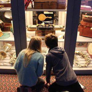 Skaber genstande identitet, undervisningsforløb Amalienborgmuseet
